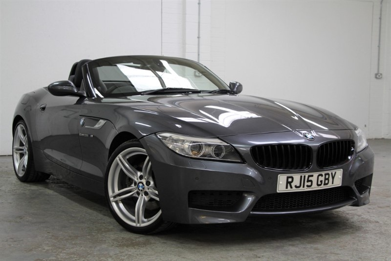 used BMW Z4 SDrive 28i M Sport [245] (PRO NAV !! GREAT SPEC !!) in west-byfleet-surrey