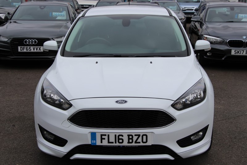 used Ford Focus TDCi Zetec [120] (FREE MAINLAND UK DELIVERY !!) in west-byfleet-surrey