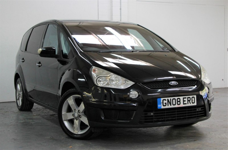 used Ford S-Max TITANIUM TDCI [143] (PART EXCHANGE TO CLEAR !!) in west-byfleet-surrey