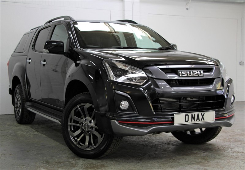 used Isuzu D-Max NEW - Blade+ Double Cab [162] (LTD AVAILABILITY !! BUY NOW !!) in west-byfleet-surrey