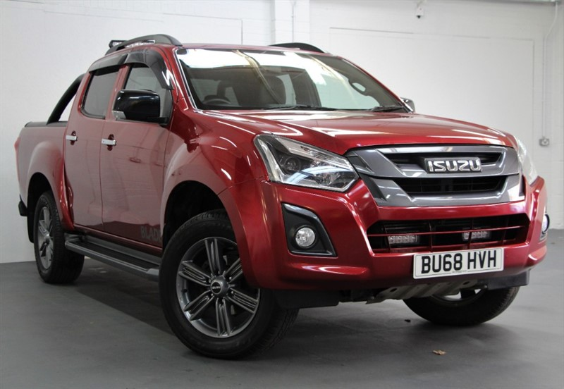 used Isuzu D-Max Tdi Blade Double Cab [162] (FREE MAINLAND UK DELIVERY !!) in west-byfleet-surrey