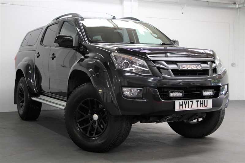 used Isuzu D-Max TD ARCTIC TRUCKS AT35 DCB [163] (FREE MAINLAND UK DELIVERY !!) in west-byfleet-surrey