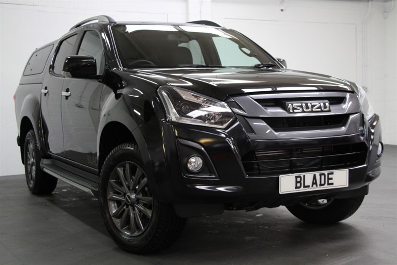 used Isuzu D-Max NEW - Blade Double Cab [162] (FREE MAINLAND UK DELIVERY !!) in west-byfleet-surrey