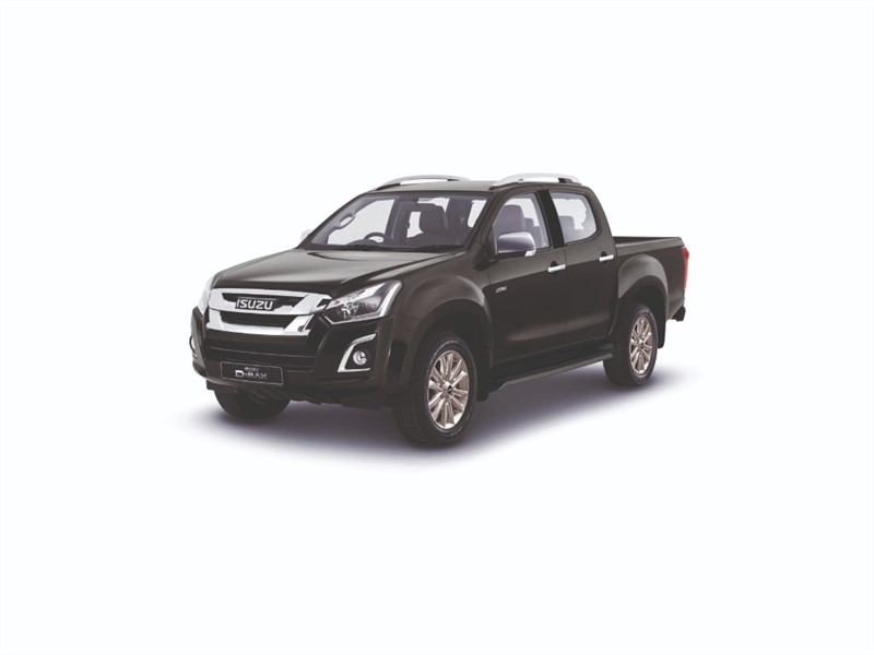 used Isuzu D-Max NEW - Utah Double Cab [162] (LTD AVAILABILITY !! ORDER NOW !!) in west-byfleet-surrey
