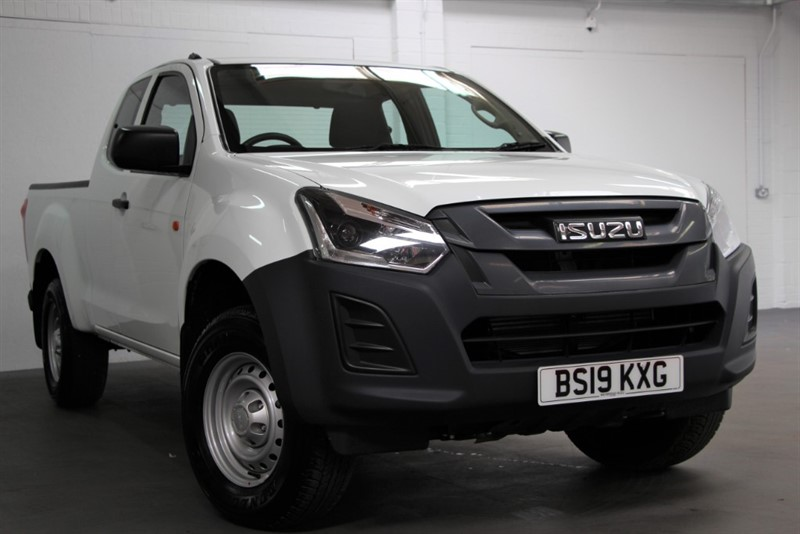 used Isuzu D-Max 4x4 Extended Cab [162] (FREE MAINLAND UK DELIVERY !!) in west-byfleet-surrey