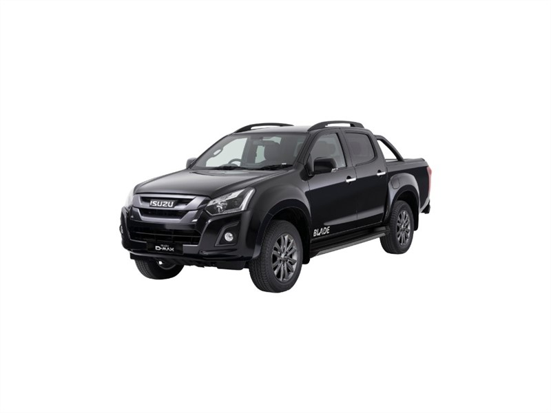used Isuzu D-Max NEW - Blade Double Cab [162] (LTD AVAILABILITY !! ORDER NOW !!) in west-byfleet-surrey