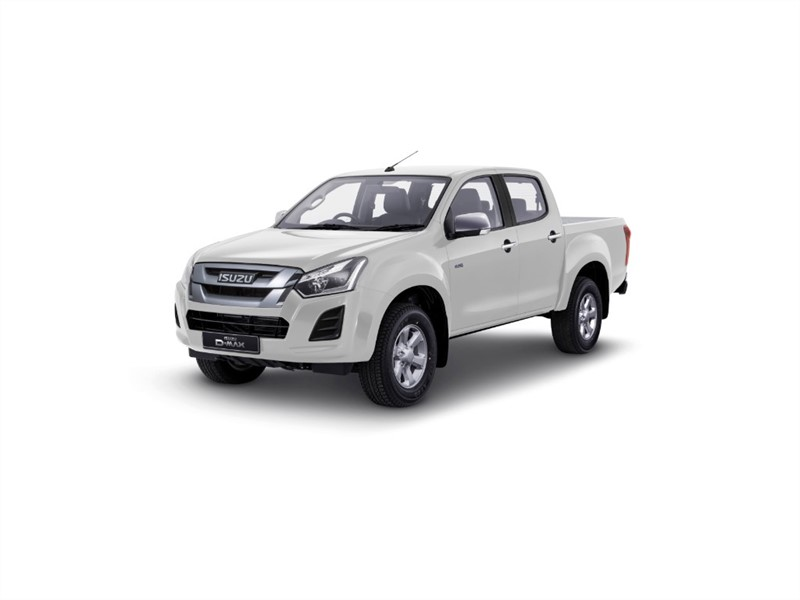 used Isuzu D-Max NEW - Eiger Double Cab [162] (LTD AVAILABILITY !! ORDER NOW !!) in west-byfleet-surrey