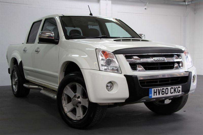used Isuzu D-Max TD RODEO DENVER MAX DCB [130] (PART EXCHANGE TO CLEAR !!) in west-byfleet-surrey