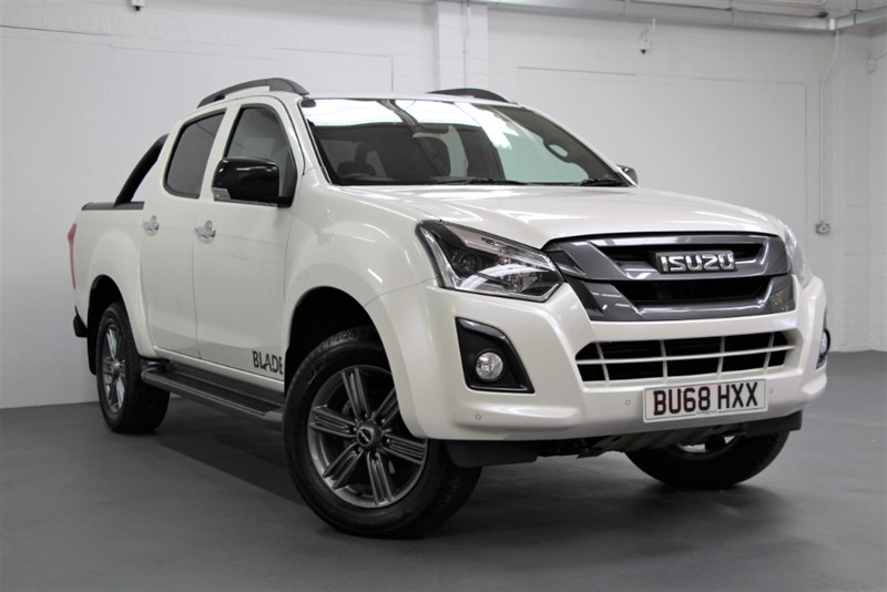 used Isuzu D-Max Tdi Blade Double Cab [162] (GREAT SPEC !! GREAT PICK-UP !!) in west-byfleet-surrey