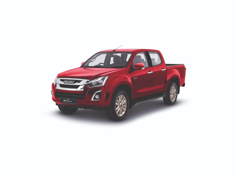 used Isuzu D-Max NEW - Yukon Double Cab [162] (LTD AVAILABILITY !! ORDER NOW !!) in west-byfleet-surrey