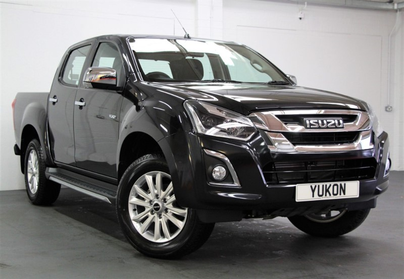 used Isuzu D-Max NEW - Yukon Double Cab [162] (LTD AVAILABILITY !! BUY NOW !!) in west-byfleet-surrey