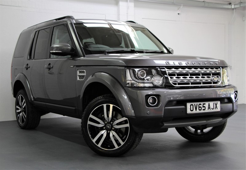 used Land Rover Discovery SDV6 HSE Luxury [255] (MASSIVE SPEC !!) in west-byfleet-surrey