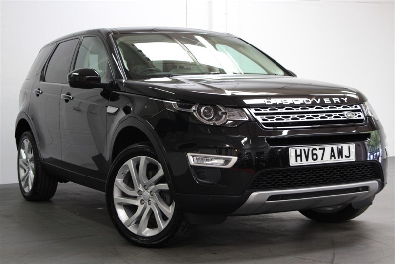 used Land Rover Discovery Sport TD4 HSE LUXURY [180] (FREE MAINLAND UK DELIVERY !!) in west-byfleet-surrey