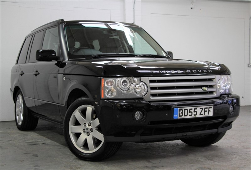 used Land Rover Range Rover V8 VOGUE [301] (PART EXCHANGE TO CLEAR !!) in west-byfleet-surrey