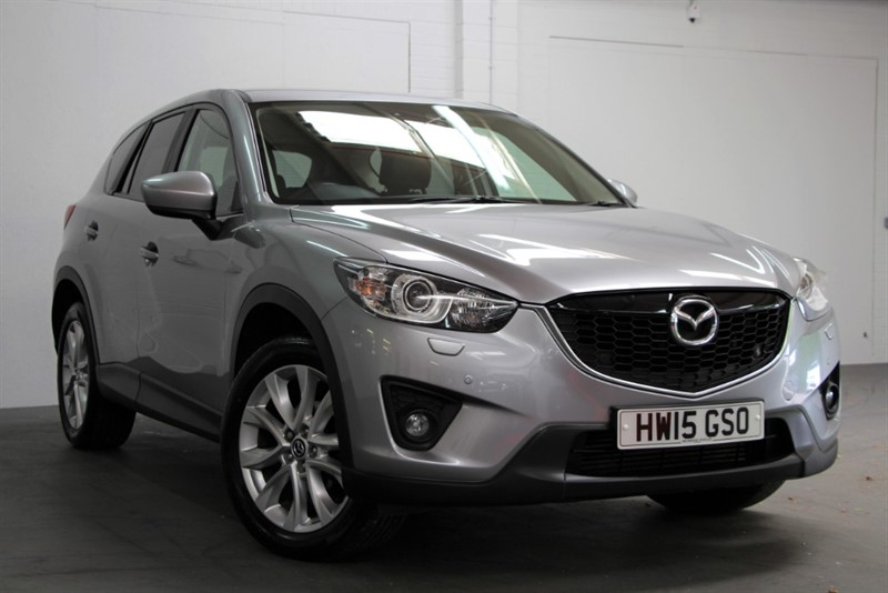 used Mazda CX-5 D SPORT NAV 4WD [172] (FREE MAINLAND UK DELIVERY !!) in west-byfleet-surrey