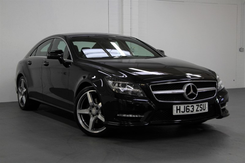 used Mercedes CLS250 CDI CDi BlueEfficiency AMG Sport [204] (BIG SPEC, LOVELY EXAMPLE !!) in west-byfleet-surrey