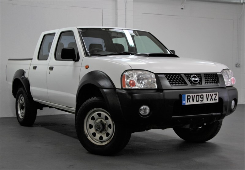 used Nissan Pickup D22 DOUBLE CAB 4X4 [131] (PART EXCHANGE TO CLEAR !!) in west-byfleet-surrey