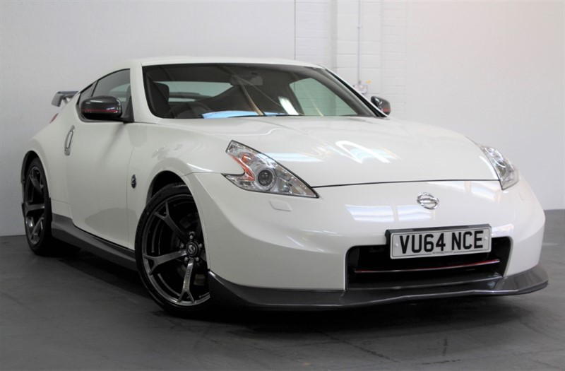 used Nissan 370Z Nismo [344] (VERY BEST YOU WILL SEE !!) in west-byfleet-surrey