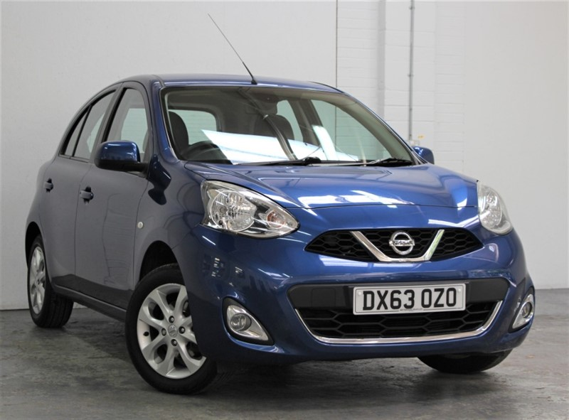 used Nissan Micra ACENTA [80] (PART EXCHANGE TO CLEAR !!) in west-byfleet-surrey