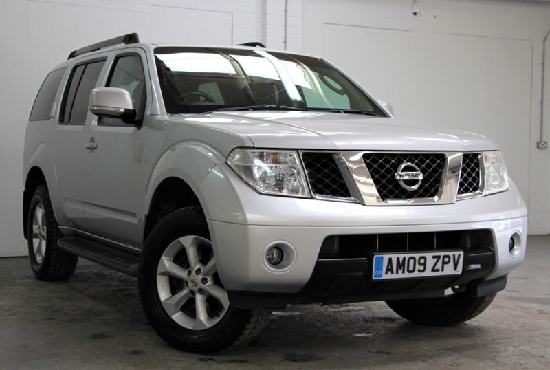 used Nissan Pathfinder Tdi Tek [170] (PART EXCHANGE TO CLEAR !!) in west-byfleet-surrey