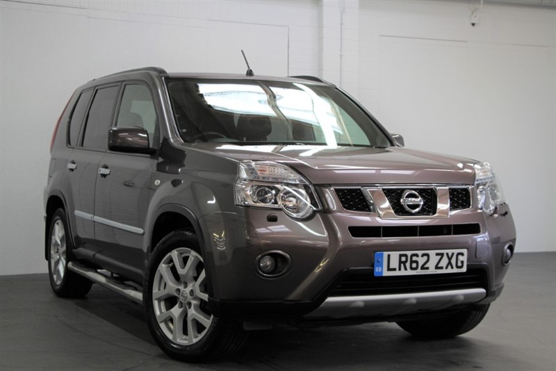 used Nissan X-Trail DCI PLATINUM [170] (PART EXCHANGE TO CLEAR !!) in west-byfleet-surrey