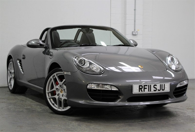 used Porsche Boxster 3.4 24V S [310] (GREAT SPEC !! OUTSTANDING CAR !!) in west-byfleet-surrey