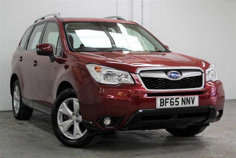 used Subaru Forester D XC Premium [150] (PAN ROOF !! STUNNING EXAMPLE !!) in west-byfleet-surrey