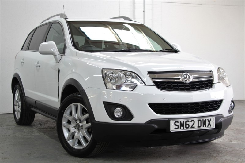 used Vauxhall Antara EXCLUSIV CDTI [160] (BEST YOU WILL SEE !!) in west-byfleet-surrey