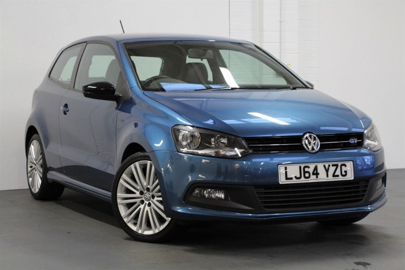 used VW Polo BLUEGT [150] (SUPERB EXAMPLE !!) in west-byfleet-surrey