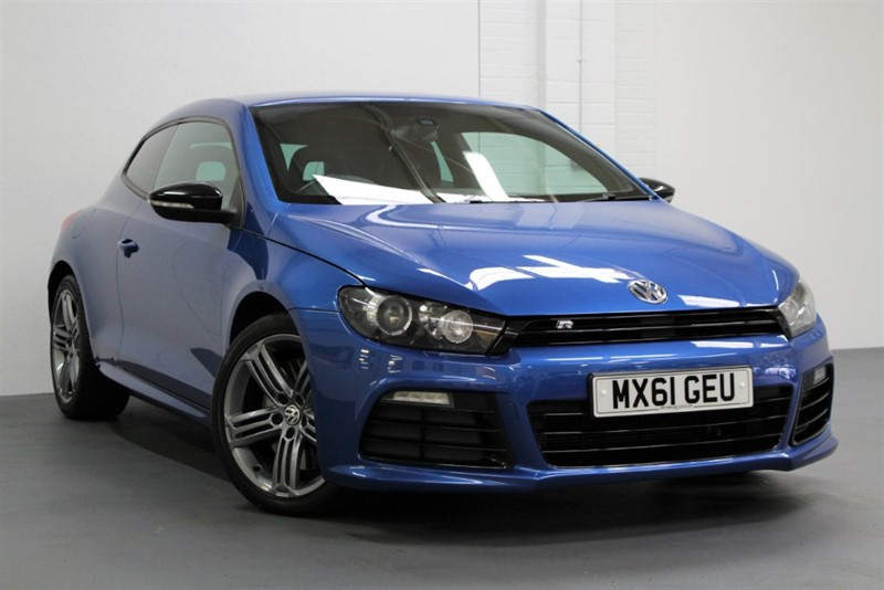 used VW Scirocco R DSG [265] (KNOCKOUT PERFORMANCE VW !!) in west-byfleet-surrey