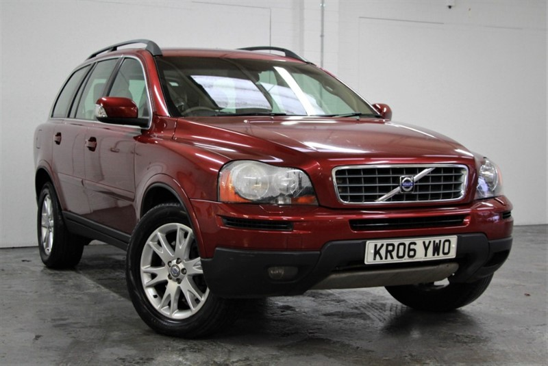 used Volvo XC90 D5 SE [185] PART EXCHANGE TO CLEAR !!) in west-byfleet-surrey