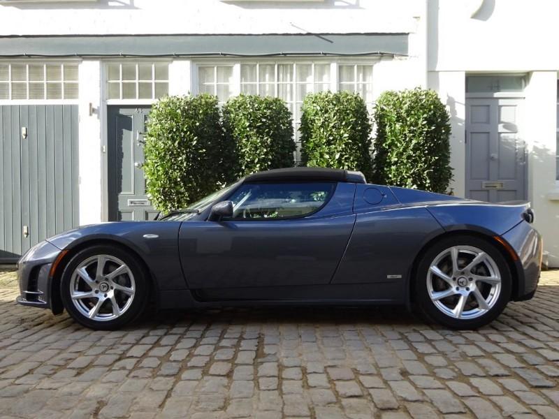 Used Tesla Roadster For Sale | Harrogate, North Yorkshire