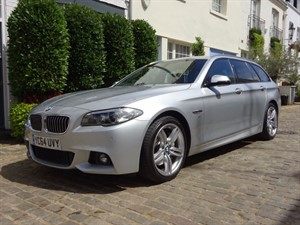 used BMW 535d M Sport Touring