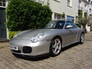 used Porsche 911 996 Carrera 4S Tiptronic S