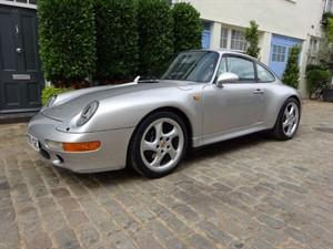 used Porsche 911 993 Carrera 2S Tiptronic S