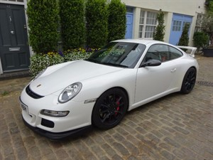 used Porsche 911 GT3 997 Clubsport