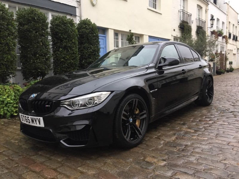 used BMW M3  in london