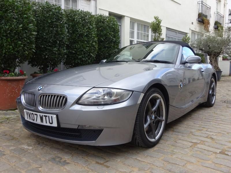 used BMW Z4 3.0 Si Sport Roadster in london