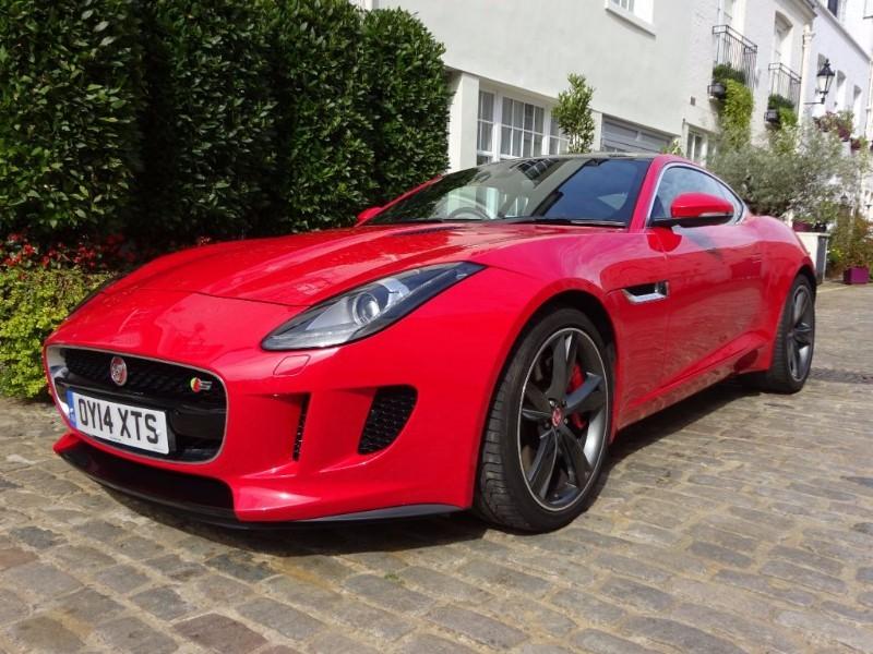 used Jaguar F-Type 3.0 V6 S Quickshift in london