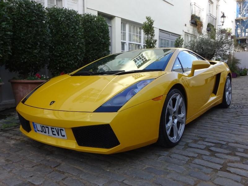 used Lamborghini Gallardo V10 Coupe Manual Gearbox in london