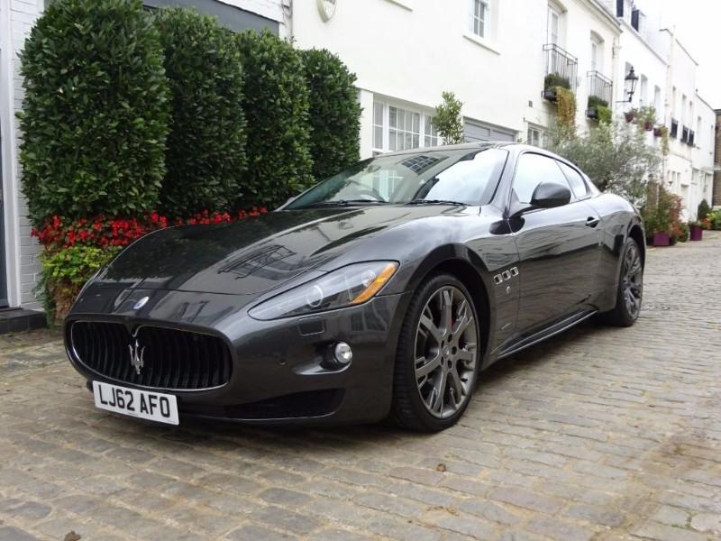 used Maserati Granturismo S MC Shift in london