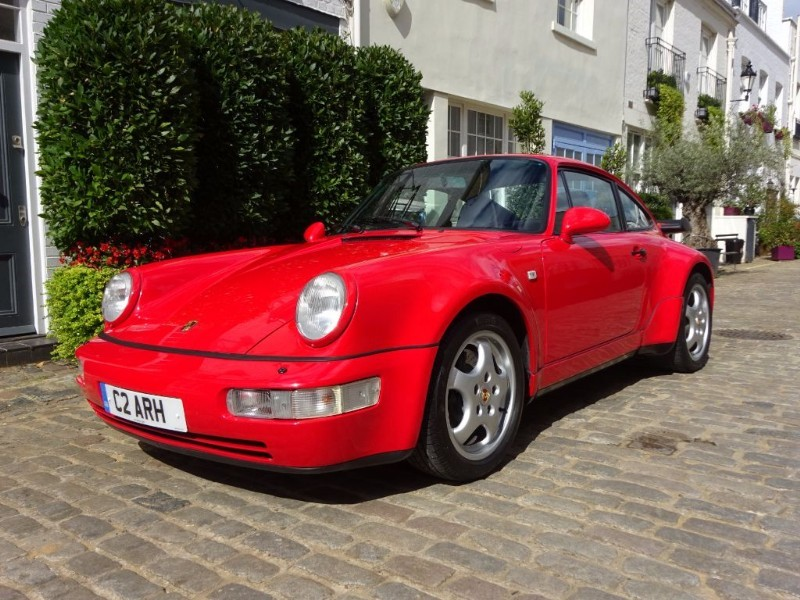 used Porsche 911 964 Turbo in london