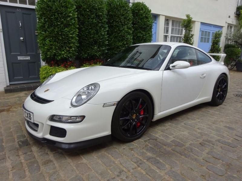 used Porsche 911 GT3 997 Clubsport in london