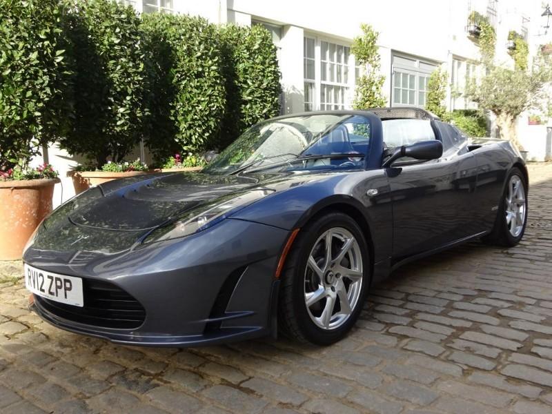 used Tesla Roadster Sport (3.0 Battery Upgrade) in london