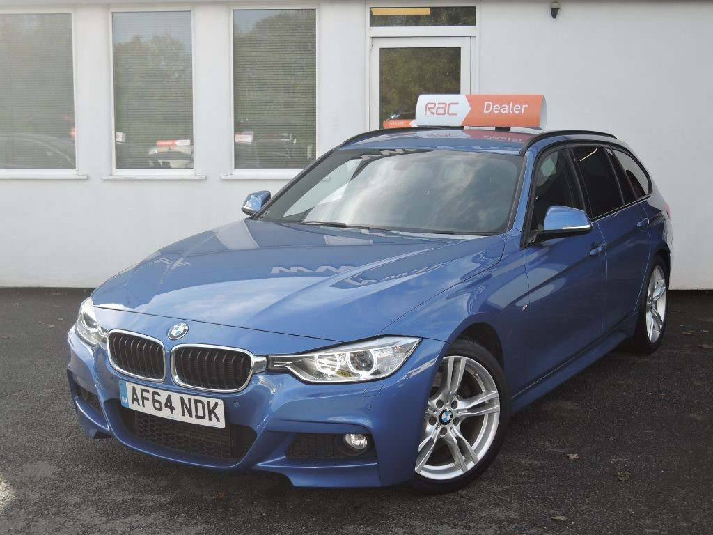 Used Estoril Blue II Metallic BMW D For Sale Cheshire - 330d bmw