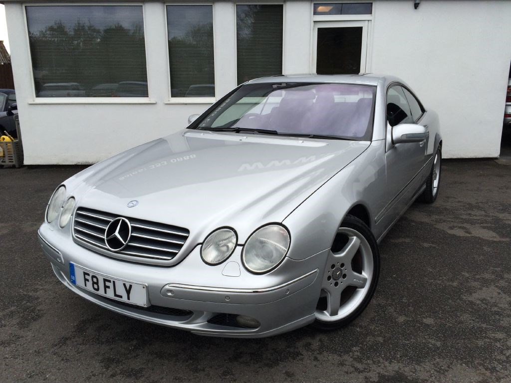 mercedes cl class cl500 cl 500 in south wirral cheshire. Black Bedroom Furniture Sets. Home Design Ideas