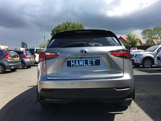 Lexus NX 300h | HamletMotors | Cheshire