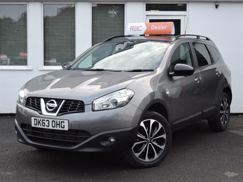 used Nissan Qashqai DCI 360 PLUS 2 in WIRRAL