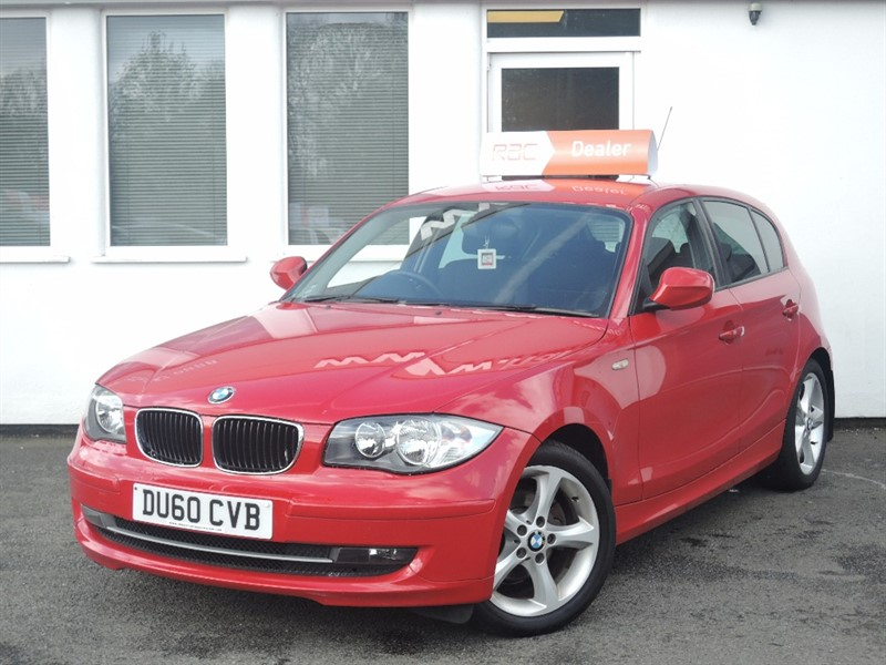 used BMW 118d 118D SPORT in WIRRAL