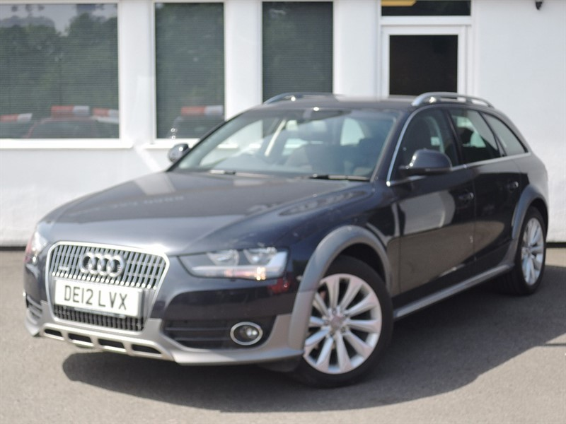 used Audi A4 allroad TDI QUATTRO S/S in WIRRAL